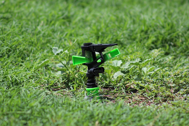 Common Problems with Your Lawn Sprinkler System